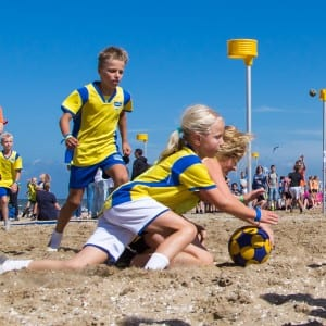 NK Beachkorfbal 2016