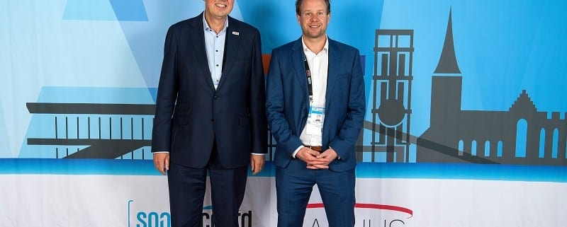 DK: 20170404, Aarhus, Danmark:  Sport Accord Convention 2017. Åbningsceremoni. VIP fotos. Foto: Lars Møller UK:  20170404, Aarhus, Denmark: Sport Accord Convention 2017. Opening ceremoni. VIP photos. Photo: Lars Moeller